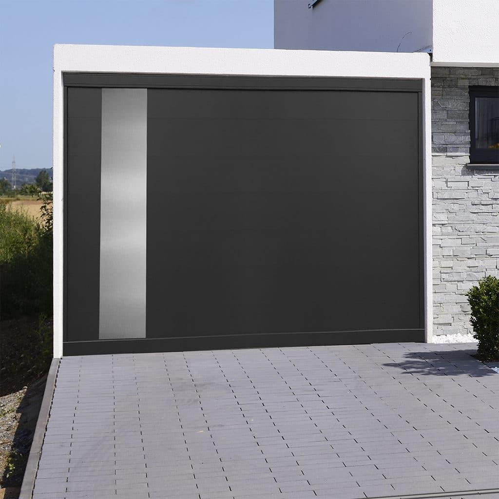 Porte de garage alu Turin