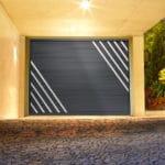 Porte de garage Diamant