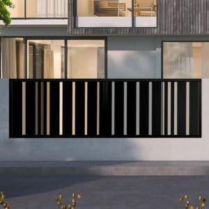 clôture ale modèle Anvers