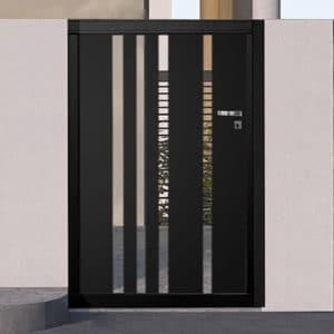 Portillon alu modèle Liege