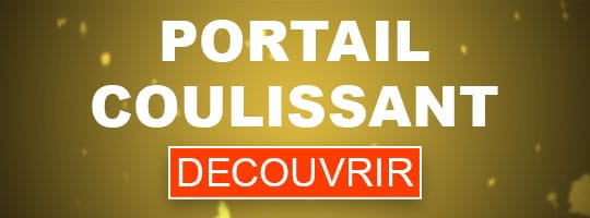 portail coulissant alu