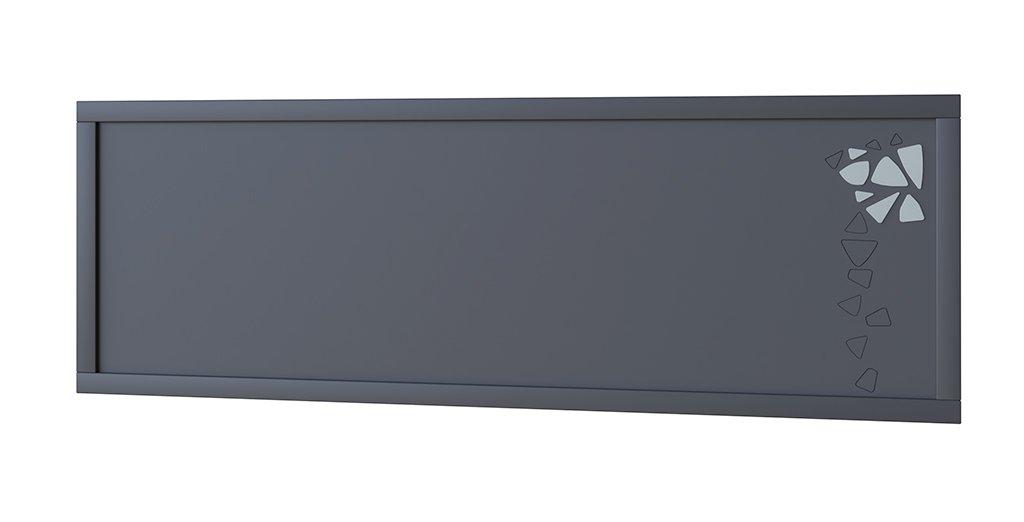 Portail coulissant aluminium modèle Nagano